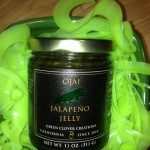Go Green-Ojai Jalapeño Jelly!
