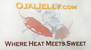 Ojai Jelly Business Card